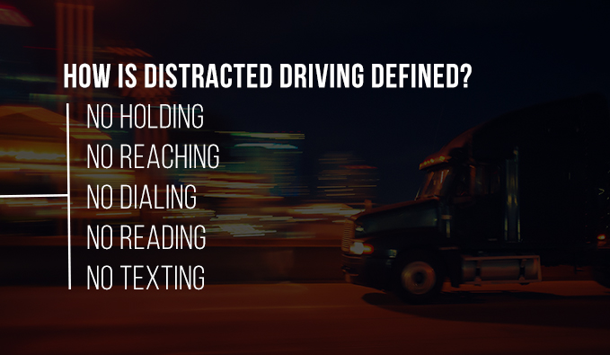 Truck Drivers Need To Know Distracted Driving Laws Abco