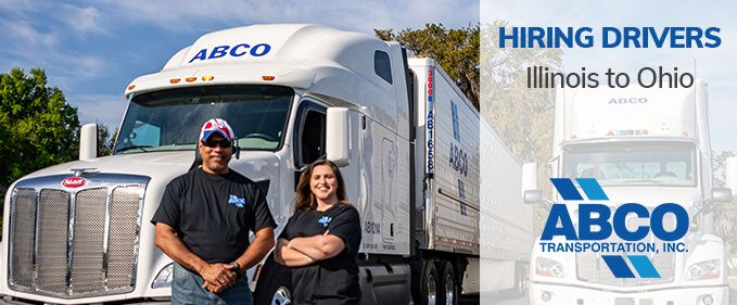 Refrigerated Truck Driving Jobs From Ohio To Illinois How To Land